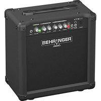 """Behringer VT15CD 2-Channel Guitar Amplifier with CD Input and 8"""" Speaker (15W)"""