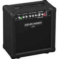 """Behringer VT15FX 2-Channel Guitar Amplifier with DSP Effects and 8"""" Speaker (15W)"""