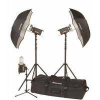 "Norman 3 ""R"" Monolight Travel/Studio Kit (120VAC)"