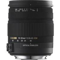 Sigma 18-50mm f/2.8-4.5 DC HSM Zoom For Pentax D-SLRs