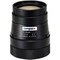"American Dynamics L55013CS 1/3"" CS Mount 5-50mm f/1.3 Manual Iris Lens"