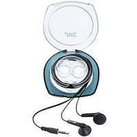 JVC HA-F10C Stereo Earbuds (Black)