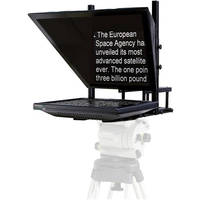 """Autocue/QTV Starter Series 17"""" Teleprompter Package"""