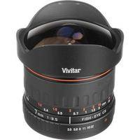 Vivitar 7mm f/3.5 Series 1 Fisheye Manual Focus Lens for Sony/Minolta Mount