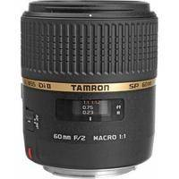 Tamron G005 SP AF60mm f/2.0 Di II LD 1:1 Macro Lens for Canon EOS