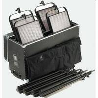 Litepanels 4 Light 1X1 Daylight Spot LED Kit