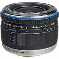 Olympus M.ZUIKO Digital ED 14-42mm f/3.5-5.6 Micro 4/3 Zoom (Black)