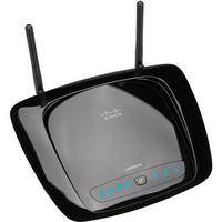Linksys Wireless-N Broadband Router with Storage Link