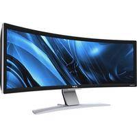"NEC 43"" Curved Ultra-Wide LCD Display"