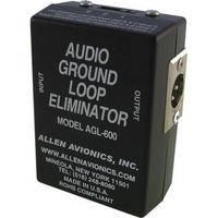 Allen Avionics AGL-600 Audio Ground Loop Isolation Transformer