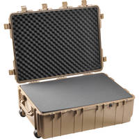 Pelican 1730 Transport Case with Foam (Desert Tan)