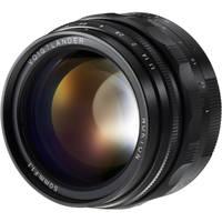 Voigtlander Voigtlander Nokton 50mm f/1.1 Lens (Black)