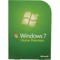 Microsoft Windows 7 Home Premium (32- or 64-bit) DVD