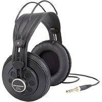 Samson SR850 Over-Ear 3.5mm Wired Studio Headphones (Black)