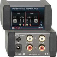 RDL EZ-PH1 Stereo Phono Preamplifier (USA Power Supply)