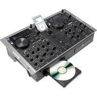 Numark iCDMIX 3 - Dual MP3/CD Performance System with Universal iPod Dock