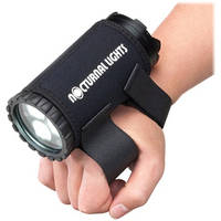 Nocturnal Lights SLX 800t Dive Light w/ Lantern Handle & Neoprene Hand Mount