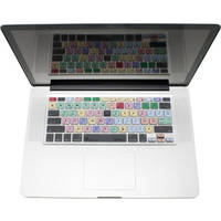 LogicKeyboard LogicSkin Apple Final Cut Pro Keyboard Cover for MacBook Pro (Unibody), MacBook Air, and MacBook