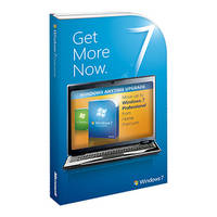 Microsoft Windows 7 Professional (Anytime Upgrade from Windows 7 Home Premium 32/64-bit)