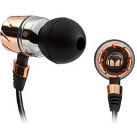 Monster Power Turbine PRO High-Performance In-Ear Headphones with ControlTalk (Copper)