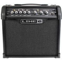 Line 6 Spider IV 15 - Combo Guitar Amplifier (15 Watts)
