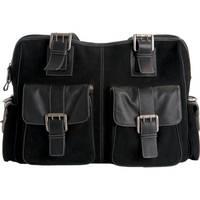 Jill-E Designs Large Rolling Camera Bag (Black)
