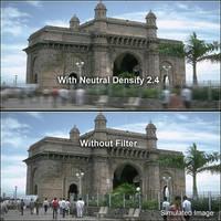 Formatt Hitech 72mm HD ND 2.4 Filter