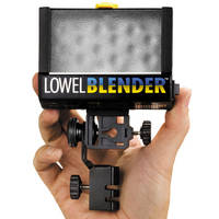Lowel Blender LED Fixture (120-240V/12VDC)