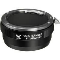 Voigtlander Nikon F Lens to Micro Four Thirds Mount Adapter