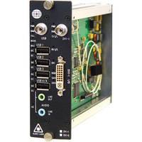 Meridian Technologies DR-1RG1Q2A/1Q2A-0 KVM Digitally-Encoded Receiver System