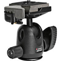 Manfrotto 494 Mini Ball Head w/RC2 QR Plate