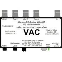 Vac 32-113-114 Composite Video Distribution Amplifier