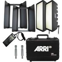 Arri LoCaster LED Panel AC Double Kit (100-240VAC)