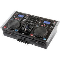 Gemini CDM-3700G  Dual CD and Karaoke CD Player/Mixer