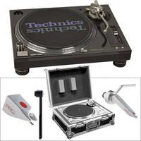 Technics SL-1210M5G - Direct Drive DJ Turntable Kit with Marathon Case