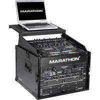 Marathon MA-M6ULTBLK Flight Road Slant Mixer Combo with Laptop Case