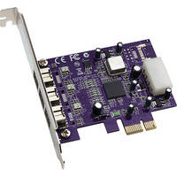 Sonnet Allegro FireWire 800 PCIe Card (3-Port)
