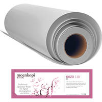 "Moab Moenkopi Washi Kozo  110gsm  - 44"" x 49' (15m) Roll"