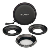 Sony VCL-HGE08B 30mm/37mm Wide-End Conversion Lens