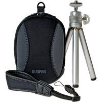 Sunpak Digital Point and Shoot Kit
