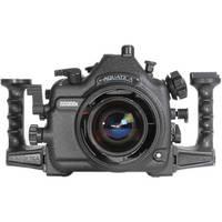 Aquatica Underwater Housing w/ Dual Fiber Optic Cable Ports for Nikon D300s