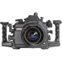 Aquatica Underwater Housing w/ Wired for TTL Ikelite Bulkhead for Nikon D300s