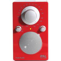Tivoli iPAL Portable Radio (High Gloss Red)