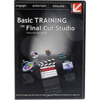 Class on Demand Training DVD: Basic Training for Final Cut Studio (2010)