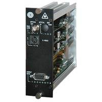 Meridian Technologies DT-1S2A-3FC Fiber Optic S-Video Transmitter with Audio