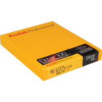 "Kodak 4 x 5"" Ektar 100 Color Negative (Print) Film (10 Sheets)"