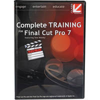 Class on Demand Training DVD: Complete Training for Final Cut Pro 7