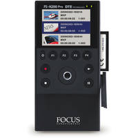VITEC FS-H200 Pro Portable Compact Flash DTE Recorder