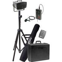 Califone PA319PL Wireless PresentationPro Portable PA Speaker with Lapel Mic