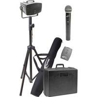 Califone PA319PQ Wireless PresentationPro Portable PA Speaker with Handheld Mic
